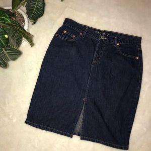•Guess Jeans• Denim Skirt